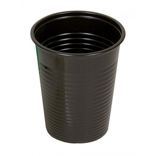 Black Disposable Cups - Box