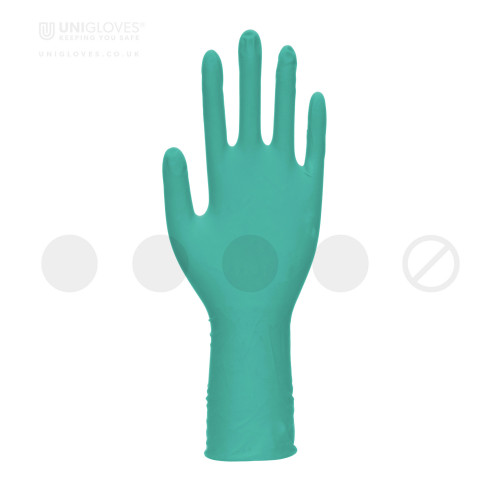PRO.TECT Green HD Long Cuff Nitrile - Box