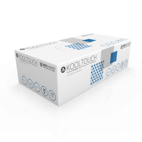 Kooltouch Nitrile Gloves - Box