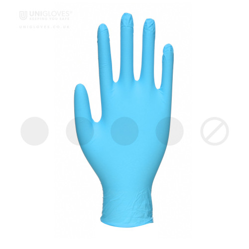 Unicare Flex Nitrile Gloves - Box